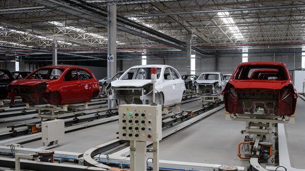 La industria automovilística de Brasil - Sputnik Mundo
