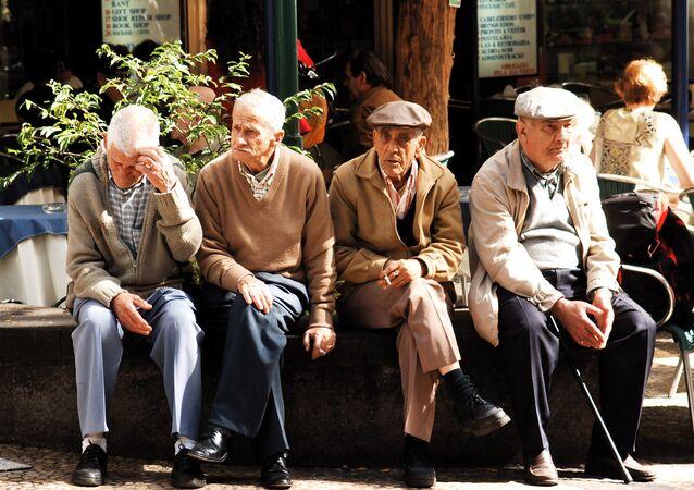 Personas de edad avanzada