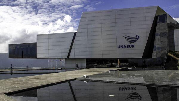 Edificio de la UNASUR - Sputnik Mundo