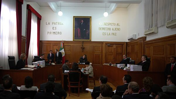 Suprema Corte de México autoriza consumo de marihuana - Sputnik Mundo