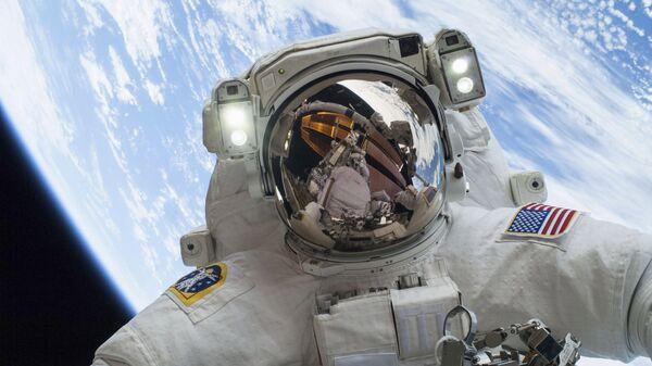 Un astronauta de la NASA (archivo) - Sputnik Mundo