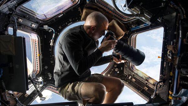 Astronauta de NASA Chris Cassidy - Sputnik Mundo