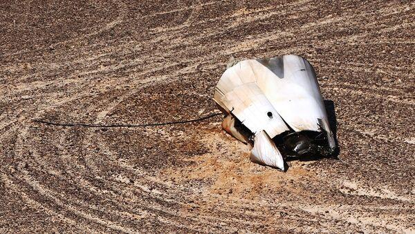 Lugar del accidente del Airbus A321 ruso en Egipto - Sputnik Mundo