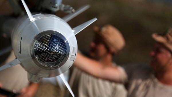 Operación antiterrorista rusa en Siria - Sputnik Mundo