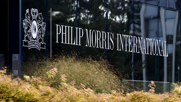 Sede de Philip Morris International - Sputnik Mundo