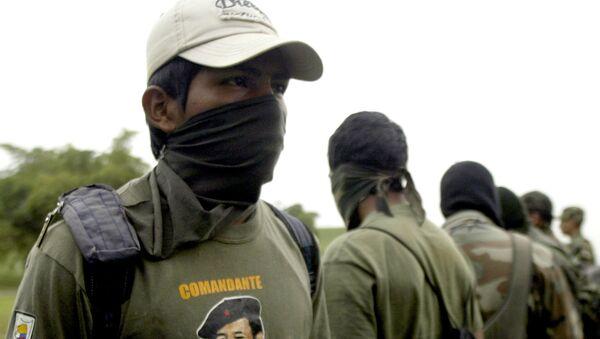Rebeldes de las FARC (Archivo) - Sputnik Mundo