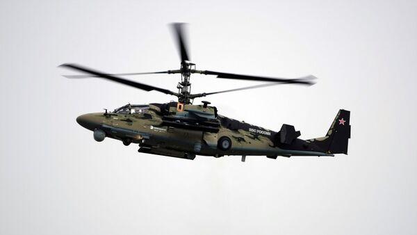 Ka-52 Alligator - Sputnik Mundo
