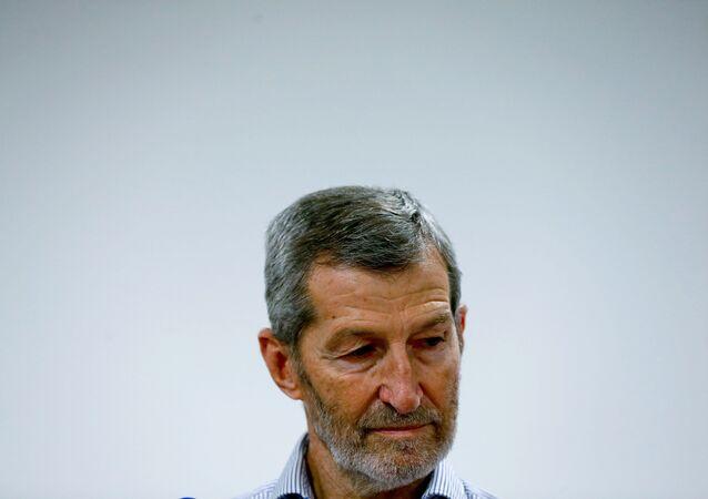 Julio Rodríguez, ex jefe del Estado Mayor de la Defensa de España