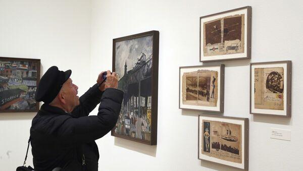 En el nuseo del Arte Contemporaneo (archivo) - Sputnik Mundo