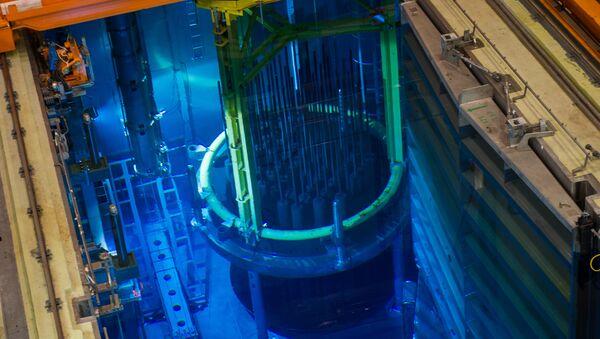 Un reactor nuclear - Sputnik Mundo