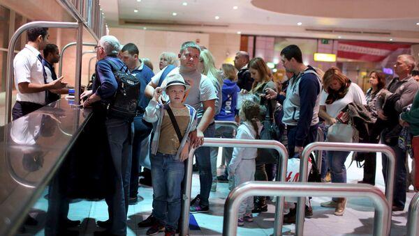 Los turistas rusos retornarán de Egipto en los vuelos establecidos, pero sin su equipaje - Sputnik Mundo