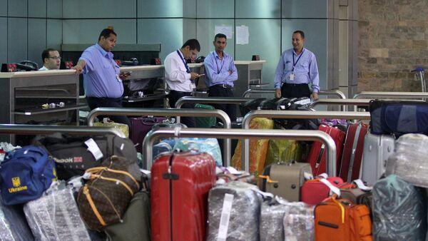 El aeropuerto de Sharm el Sheij - Sputnik Mundo