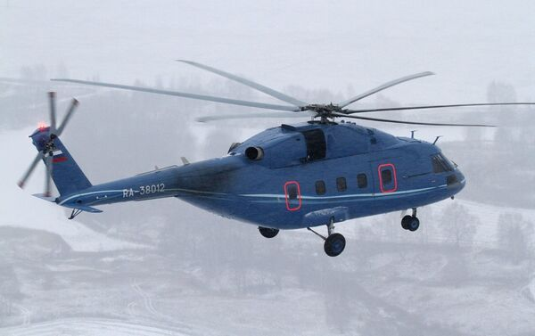 Mi-38 - Sputnik Mundo
