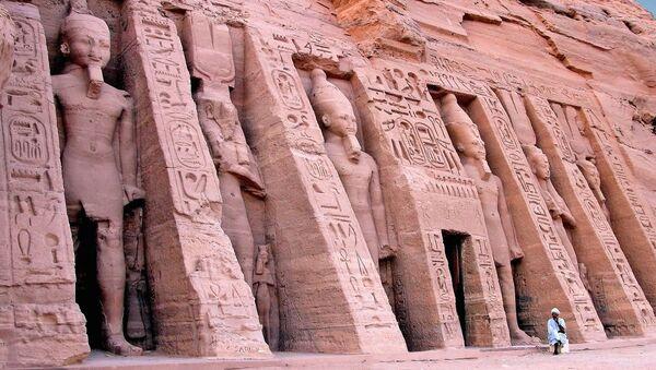 Temple of Hathor, Egypt - Sputnik Mundo