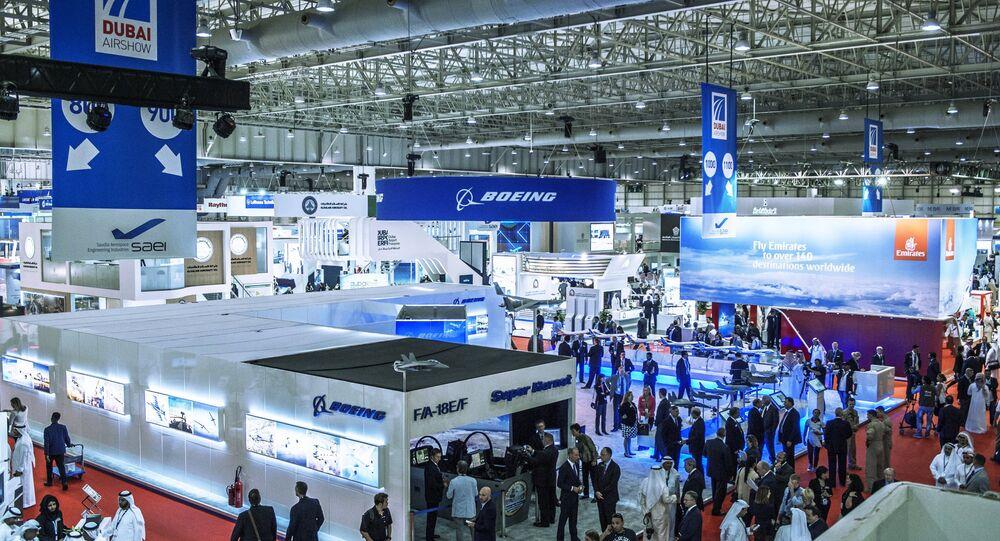 Salón Aeronáutico Internacional Dubái Airshow-2015
