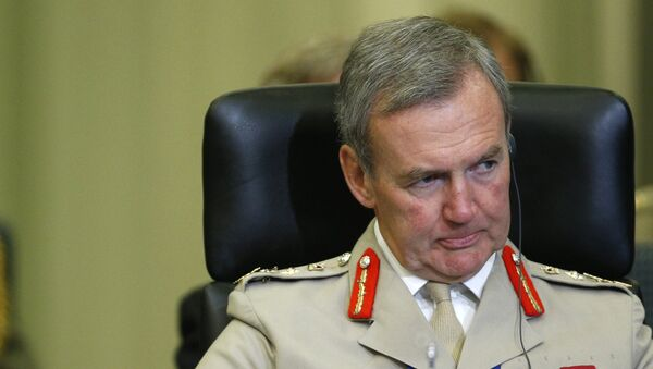 Sir Nicholas Houghton, jefe del Estado Mayor de la Defensa del Reino Unido - Sputnik Mundo
