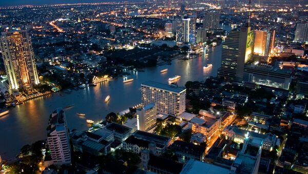 Bangkok, la capital de Tailandia - Sputnik Mundo