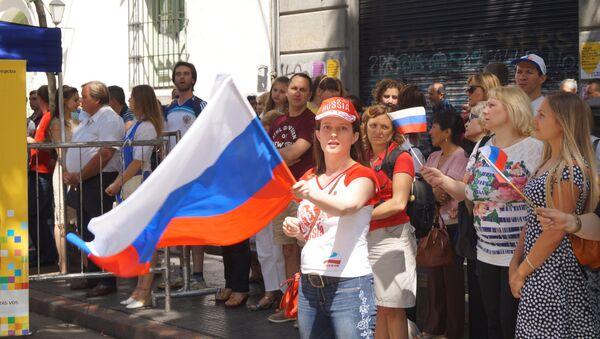"Fiesta ""Matushka Rus"" en Buenos Aires - Sputnik Mundo"
