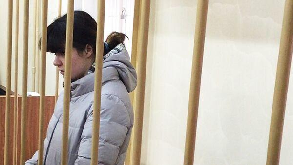 Varvara Karaulova, acusada de terrorismo - Sputnik Mundo