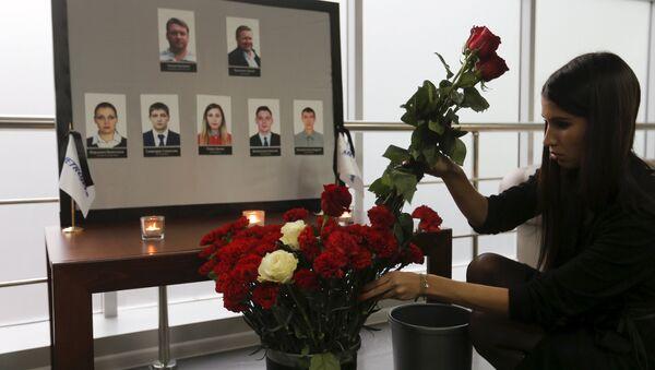 El Kremlin insta a los medios a estudiar bien las fuentes sobre caso A321 - Sputnik Mundo