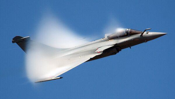 Caza francés Dassault Rafal - Sputnik Mundo