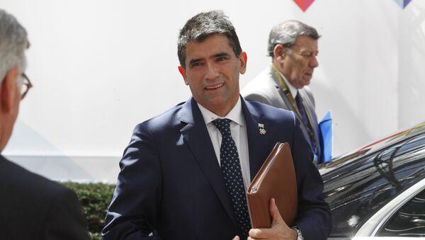 Raúl Sendic, exvicepresidente de Uruguay (archivo) - Sputnik Mundo