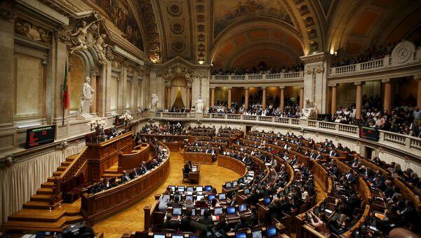 Parlamento de Portugal - Sputnik Mundo