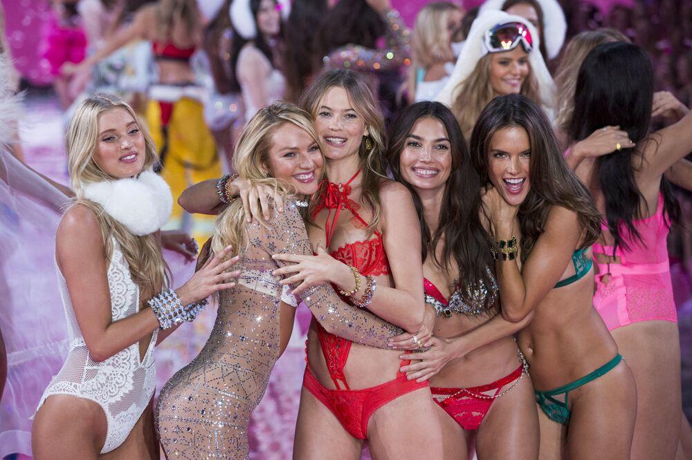 El desfile Victoria's Secret
