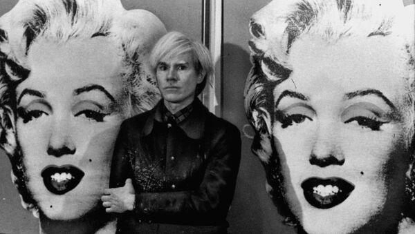 Andy Warhol (archivo) - Sputnik Mundo