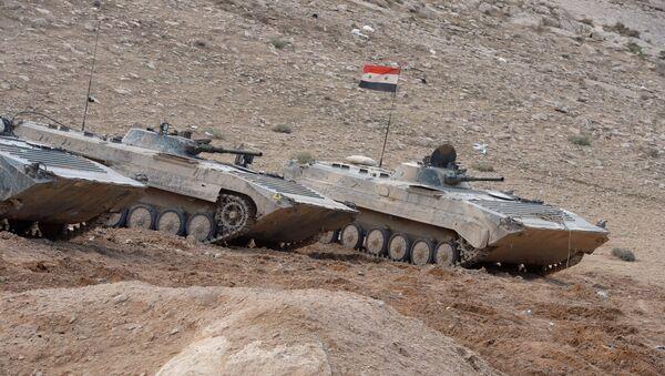 Ejército de Siria - Sputnik Mundo