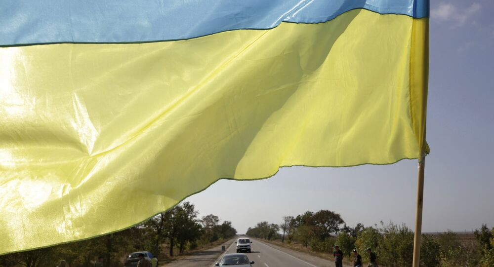 La frontera ruso-ucraniana en Crimea