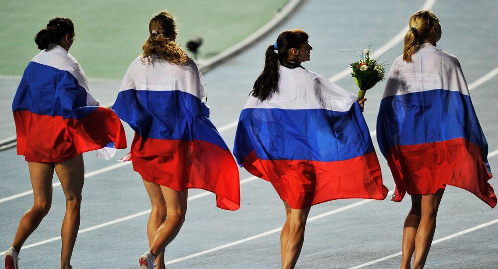 Putin: injusta prohibición a atletas rusos a participar en los JJOO en Río