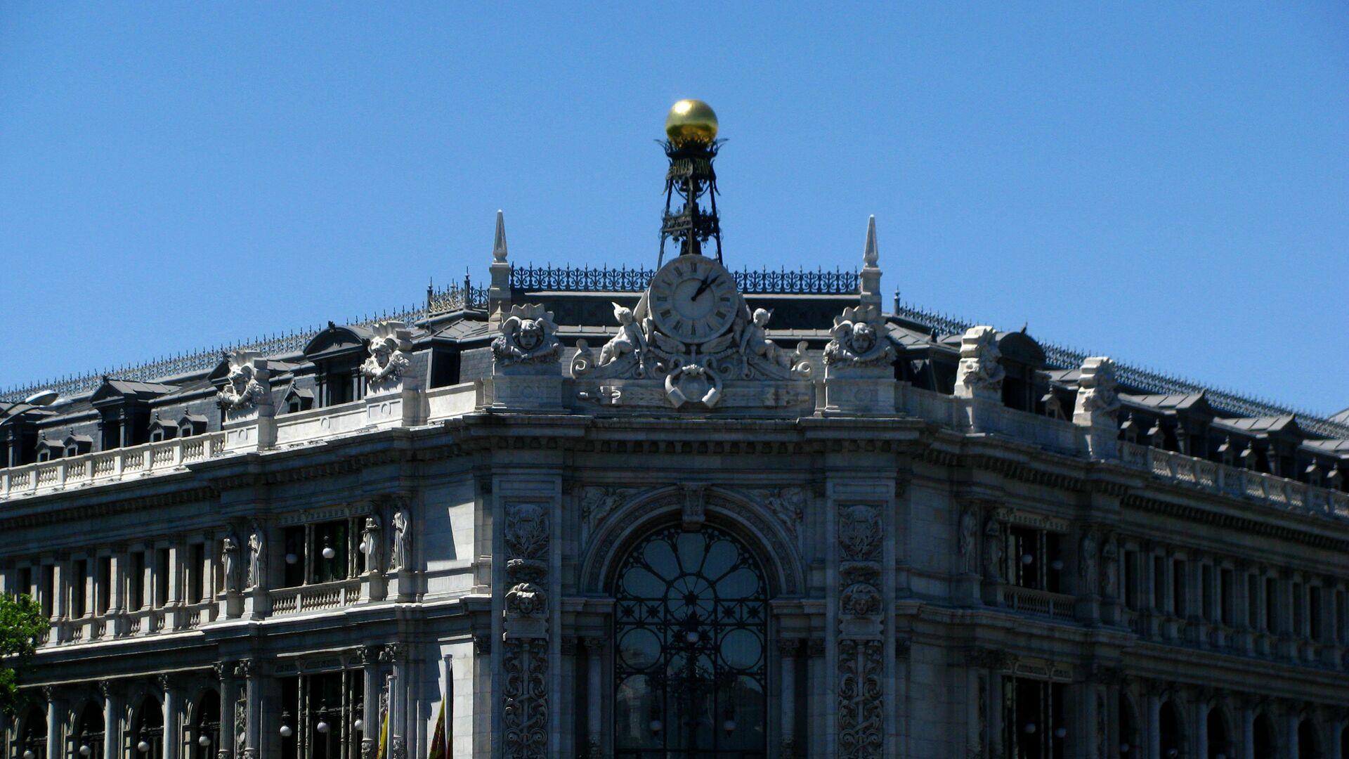 Banco de España - Sputnik Mundo, 1920, 14.06.2021