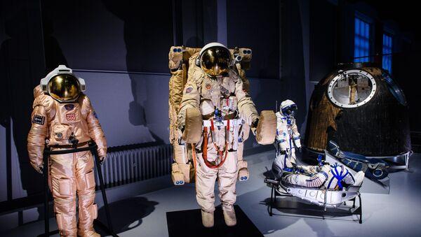 La exposición ´Cosmonautas´ del Museo de la Ciencia en Londres, Reino Unido - Sputnik Mundo
