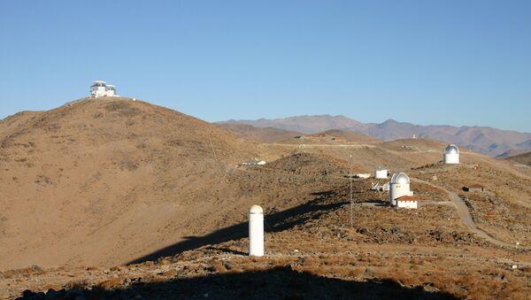 Observatorio Las Campanas en Chile - Sputnik Mundo