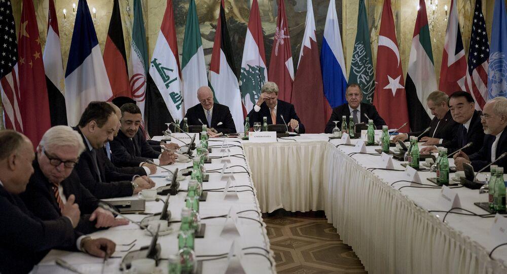 Reunión sobre Siria en Viena