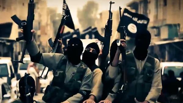 Grupo terrorista Daesh (archivo) - Sputnik Mundo