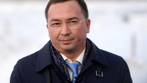 Ígor Nasenkov, subdirector general del consorcio KRET - Sputnik Mundo