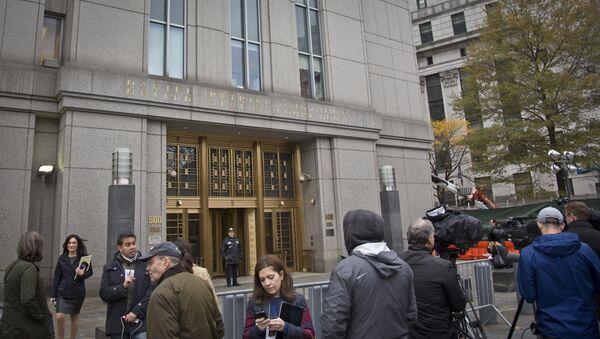 Palacio de Justicia Federal de EEUU en Nueva York - Sputnik Mundo