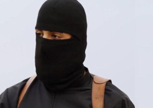 Yihadista John, verdugo de Daesh (Archivo)