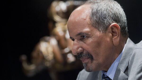 Mohamed Abdelaziz, el secretario general del Frente Polisario - Sputnik Mundo
