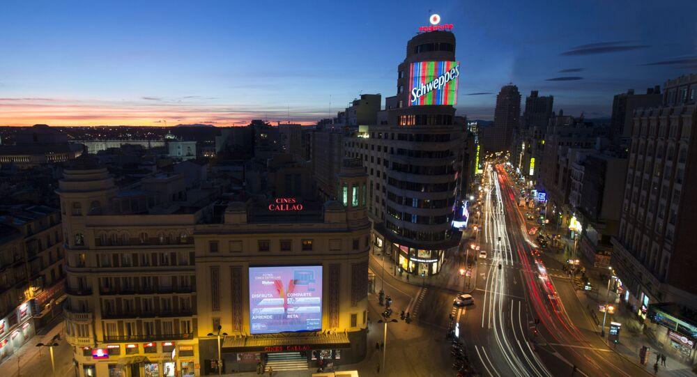 Madrid, la capital de España (archivo)