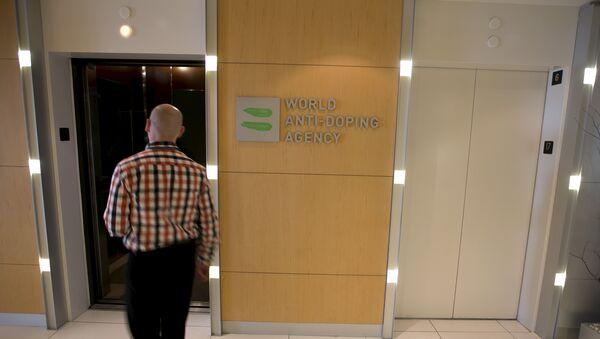La sede de la Agencia Mundial Antidopaje (WADA) - Sputnik Mundo