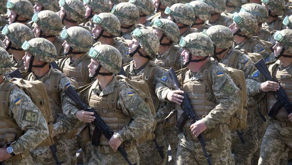 Ejército de Ucrania (archivo) - Sputnik Mundo