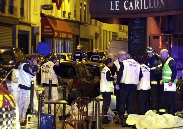 Al menos 40 muertos en parís en varios ataques armados y explosiones