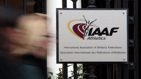 La sede de la IAAF en Monaco - Sputnik Mundo