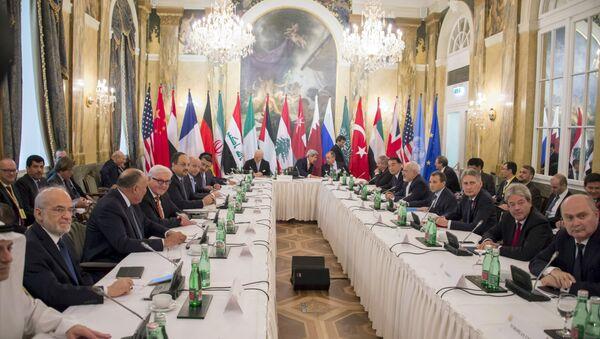 Reunión de Viena - Sputnik Mundo
