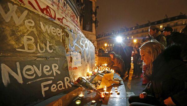 """Los atentados en Francia marcan """"un antes y un después"""", según periodista argentina - Sputnik Mundo"""