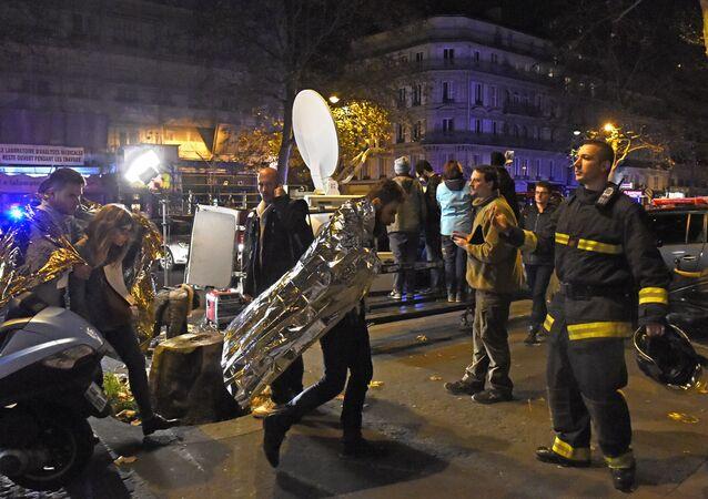 Atentado en París del 13 de noviembre 2015