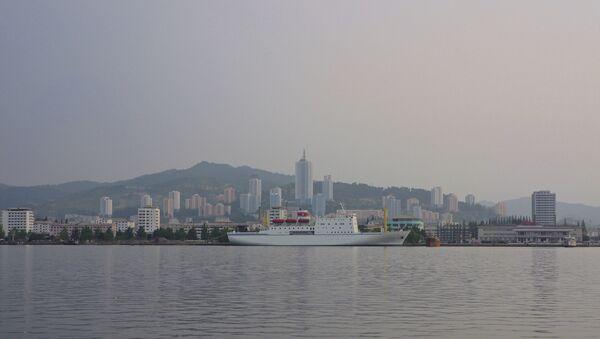 La ciudad de Wonsan - Sputnik Mundo